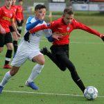 U15 SSV Reutlingen 05 – FC-Astoria Walldorf 4:1 – Team Paul Horn GmbH beendet das Jahr mit einem Heimsieg und überwintert auf Platz zwei