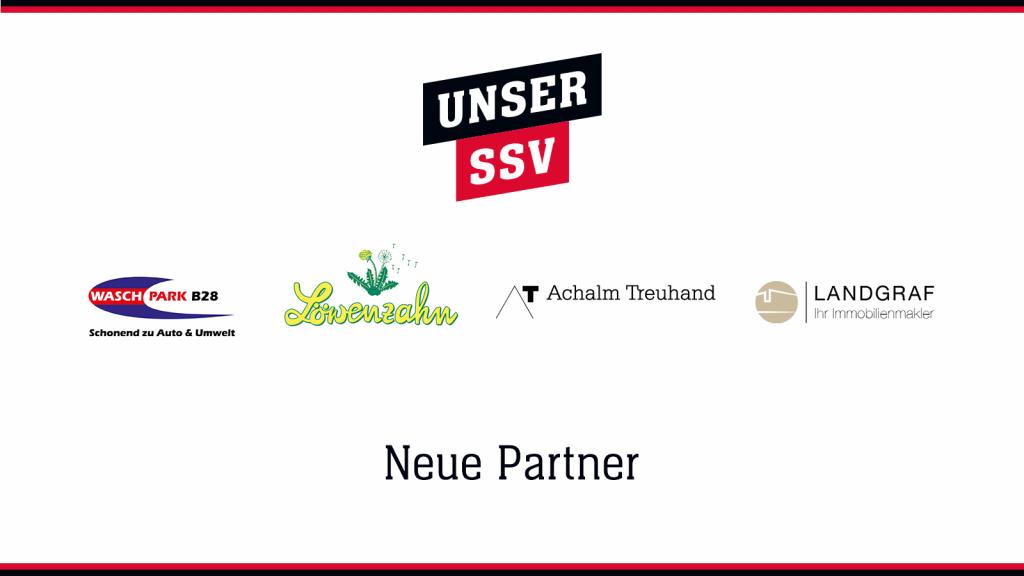 Neue Sponsoren SSV Reutlingen