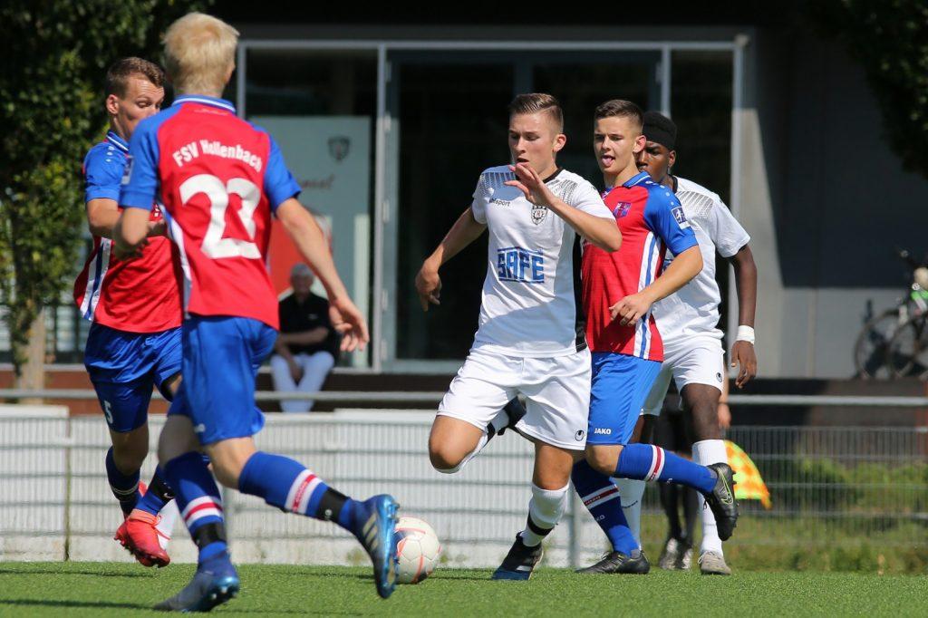 #U19 SSV Reutlingen 05 - FSV Hollenbach 4:1