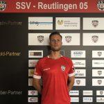 Luca Wöhrle zurück an der Kreuzeiche