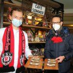 Café Sommer unterstützt SSV-Jugendarbeit