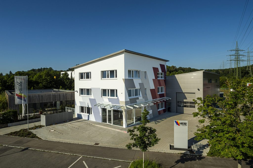Firmengebäude Maler Herr Metzingen