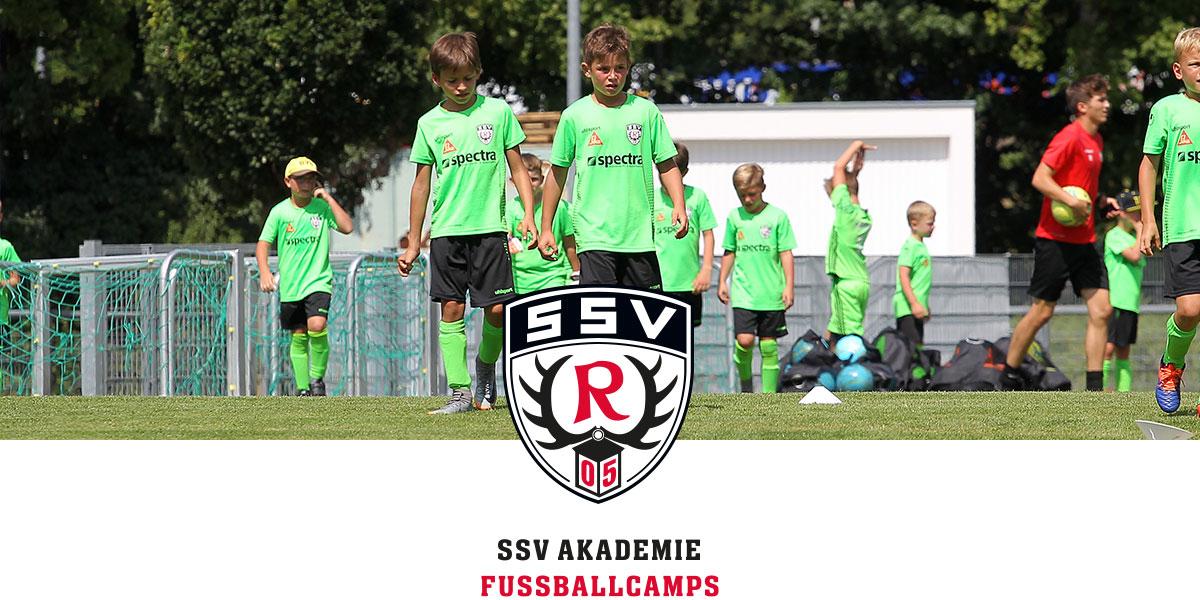 SSV Akademie Fußball-Ferien-Camp Reutlingen