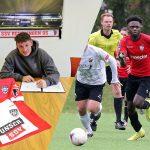 Dritter Torspieler und U19-Talent verstärken den Oberliga-Kader