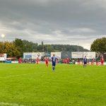 Spektakuläres 3:3 gegen FV Ravensburg