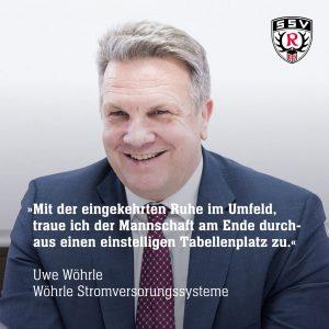 Interview Uwe und Luca Wöhrle SSV Reutlingen