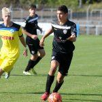U17: Team Prtenjača & Prtenjača unterliegt im Derby