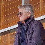 Lorenz-Günther Köstner zu Besuch an der Kreuzeiche
