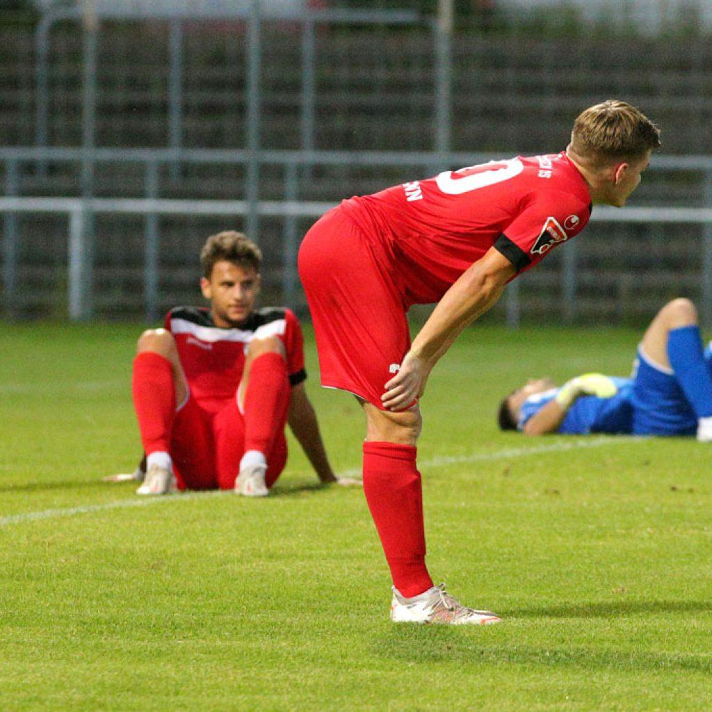 SSV Reutlingen verliert gegen den SGV Freiberg